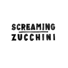 screaming zucchini